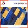 4 de TextielStof van de Stijl van het Haar van het Konijn van de Jacquard van het Ontwerp van het Frame van kleuren