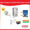 Напольная солнечная электрическая система 1000-10000W -Опоясывает чисто инвертор волны синуса 3000W