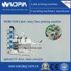 Máquina de impressão de alta velocidade de Flexo da etiqueta (WJRB320)
