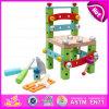 Спешиваться игрушка инструмента младенца стула инструмента винта деревянная, инструменты Workbench игрушки стула детей деревянные & вспомогательное оборудование W03c016