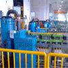 Nass-trockener industrieller Staubsauger für Elektronik-Industrie-Entstaubungsgerät-/Staub-Abbau-System