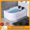 Vasca da bagno acrilica di massaggio della vasca della bolla del mulinello di buona qualità del fornitore della Cina