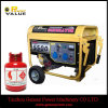 Ce Approved 5kw Gas Power Home Generator (ZH6500NGCT)