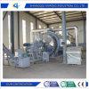 Recicl plástico Waste para olear a maquinaria