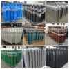 Cilindro do cilindro de gás CNG do CO2 do hélio do argônio do hidrogênio do oxigênio do aço sem emenda (EN ISO9809 /GB5099)