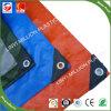 Stripe PE Design de Toldo Maker Barato Tarps Linyi Factory