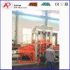 Hydraulique de haute qualité machine à briques de pavage de couleur