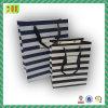 Zebra Stripes Farben-Papiergeschenk-Beutel