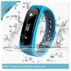 Первоначально E02 делают браслет водостотьким Bluetooth франтовской