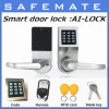 Новый Digital Smart Electronic/кнопочная панель Security Entry Door Lock Code Card Keyless с дистанционными управлениями