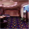 Ковер гостиницы оптового дешевого половика плитки ковра картины цветка жаккарда Кита Nylon коммерчески