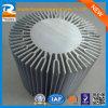 Аттестованный ISO9001 теплоотвод алюминия точности