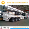 Utility Truck Reboque 40FT Recipiente de mesa semi reboque