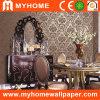 Decor à la maison Silver Wallpaper pour Project