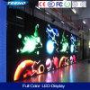 Affichage à LED polychrome d'intérieur de P4 Pour la publicité