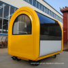 Mobile commercial Hot Dog Panier tricycle / Tricycle panier alimentaire