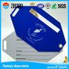 Kundenspezifische farbenreiche Drucken-Gepäck-Fall-Marken-Karte