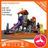 Campo de jogos ao ar livre ajustado do equipamento comercial do jogo do brinquedo das crianças