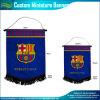 De Wimpels van de Voetbal van de Ventilators van de Herinnering van de douane (B-NF12F10011)
