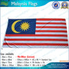 200d Polyester Malaisie National Flag (M-NF05F09056)