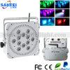 Innen12pcs 18W 6in1 Battery Wireless DMX LED Uplight
