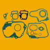 CD70 Motrobike Gasket, Motorcycle Engine Gasket for Honda