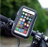 Horquilla impermeable del sostenedor del montaje del manillar de la cubierta de la caja del teléfono de la bolsa del bolso del teléfono del soporte de la bicicleta