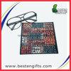 Paño de limpieza de gafas de microfibra de impresión personalizada para gafas