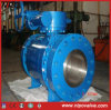 Api 6D Forged Steel Trunnion Mounted Ball Valve