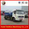Foton 4X2 10000liter/10cbm/10m3/10ton/10000L Sewage Suction Truck