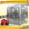 Llenador automático del agua de soda
