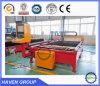 Plasma del CNC CNCTG-1250X2500 y cortadora de llama con el vector