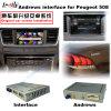 HD Auto Mirrorlink androide GPS Navigations-videoschnittstelle für (13-16) Peugeot 508