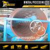 De in het groot Gouden Fabriek van de Zeeftrommel van de Trommel van de Apparatuur van de Was Mobiele
