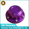 Peças fazendo à máquina personalizadas do carro de competência do alumínio do CNC com vário anodizadas