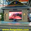P10 im Freien farbenreiche LED-Display-Werbung LED-Anzeige