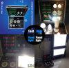 Nueva Lux CCT Watt-Hour metro/voltímetro con el atenuador