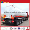 3 ejes 50000L semi remolque cisterna de combustible diesel