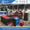 Máquina de estaca do plasma do router do CNC com melhor venda para o aço de carbono da estaca