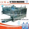 Planta de embotellamiento automática del agua 5gallon de la operación fácil