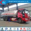 6*4 Faw LPGの輸送のトラック14トン