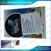 波形のプラスチックCorrexは署名する(B-NF32P08008)