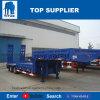Titan-niedriger Bett-Schlussteil für 100 Tonnen-Transportvorrichtung-Laden-Plattform