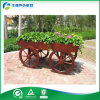 Public Applications (FY-006B)를 위한 옥외 Wood Flower Cart