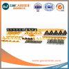 Cnmg1204二重コーティングCNCのIndexable回転挿入