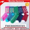 Chinesische Socken-Fertigung-komprimierende Sport-Socken für Männer