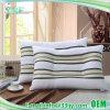 Fita hipoalergênica Listra de algodão grosso travesseiro para Hotel