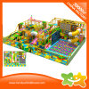 Гигантское многофункциональное крытое место детей оборудования центра игры с скольжением