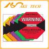 De Sticker van het Etiket van de Indicator van de Schuine stand van Shockaction voor het Verminderen van Product