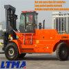 Nueva carretilla elevadora diesel grande de 33 toneladas